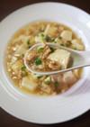 鶏塩麻婆豆腐