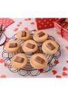 バレンタインにトースターでダースクッキー