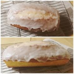 ⁑柚子のパウンドケーキ⁑