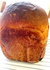黒豆のパン(ホームベーカリー)