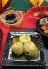 レタスしゅうまい(お正月料理、腎臓病食)