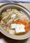 豚ばらと白菜のミルフィーユチゲ鍋