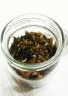 余った昆布巻き活用、昆布と生姜の佃煮。
