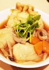 魚介出汁の芋煮☆おすまし(おかずおつゆ)