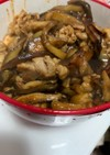 大竜椎茸、イケダレ麻婆茄子