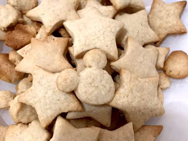 ホットケーキミックス クッキー 簡単 子供