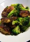 簡単メイン♪鶏とブロッコリーの中華炒め