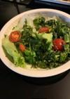 春野菜のハニーマスタードサラダ