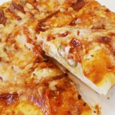 簡単☆美味しいナポリ風ピザ