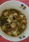 豆腐のオイスターソース煮@つくば市給食