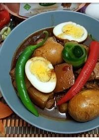 ティック・ホー・タウ(ベトナム煮込み肉)