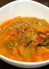 ミネストローネ(燃焼系スープ)
