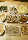 作り置き常備菜節約プチ糖質制限ダイエット