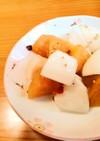 柿とカブのピクルス