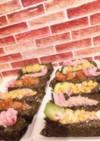 パーティやご褒美に♪寿司ドッグ^^