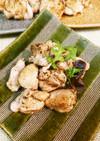 鶏の生姜塩焼き