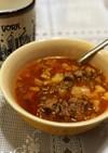 インスタントポット トマトスープ