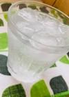 炭酸水ジュース