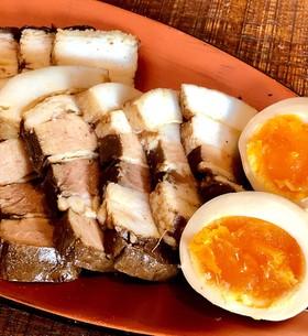 万能タレで簡単 紅茶豚の煮豚
