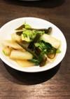白菜と小松菜と大根の漬物