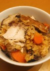 【ダイエット】サバ缶で簡単!炊き込みご飯