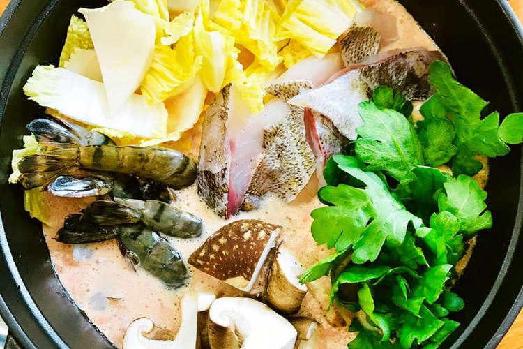 鍋 トマト 豆乳 豆乳鍋の具材│変わり種10選と余った時のアレンジ方法も紹介! Maman Style