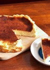 簡単!バスク風チーズケーキ(18cm)