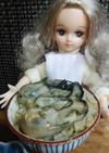 リカちゃん♡牡蠣味噌牡蠣酒炒り煮蒸し丼