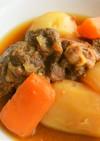 牛すね肉と野菜の江戸甘味噌煮込み