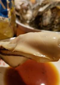 レンジで簡単!蒸し牡蠣