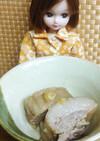 リカちゃん♡琉球調味料で目指すはラフテー