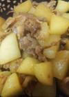 簡単美味・蕎麦つゆで作る豚バラ大根