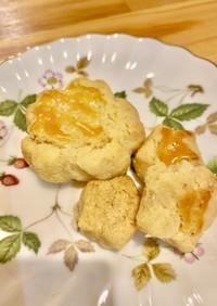 フープロで作る栗原はるみさんの塩クッキー