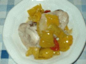 鶏肉の野菜煮込み