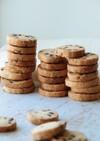 自家製酵母のチョコチップクッキー