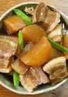 豚ばらと大根の角煮
