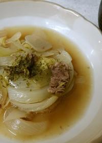 ❄ドイツ風具だくさんスープ&味噌汁❄