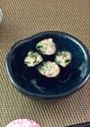 ごぼうサラダ海苔巻き お弁当に