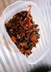 【常備菜に】キクラゲの炒め物