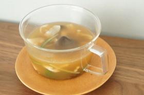 十八和漢健彩スープを使った疲労回復スープ