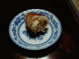 ポテトの豚饅頭
