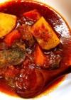 簡単★トマト缶で牛タンシチュー