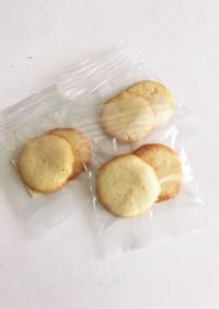 卵白消費菓子☆ラング・ド・シャ