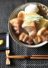 圧力鍋で簡単豚の角煮