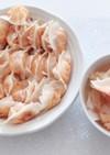 カッテージチーズキムチ餃子♡低カロリー!