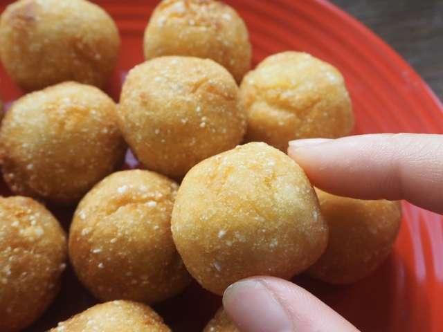 白玉粉 ドーナツ
