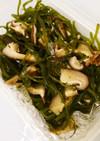 作り置き☆切り昆布と干し椎茸の煮物