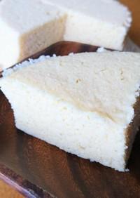 おからチーズ蒸しパン