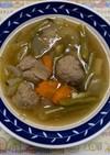 MrsWongちのグロンテスープ