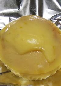 北海道チーズケーキでWチーズ